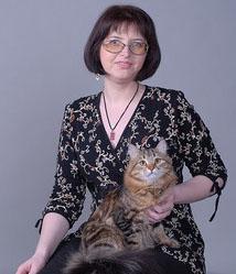 Siberian cat breeder