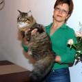 Людмила Химонина и Лаурина фон Миттельмейер